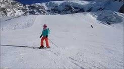 Schneesportlager Saas Grund 2019