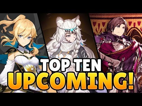 TOP TEN UPCOMING MOBILE GAMES 2019 - 2020!