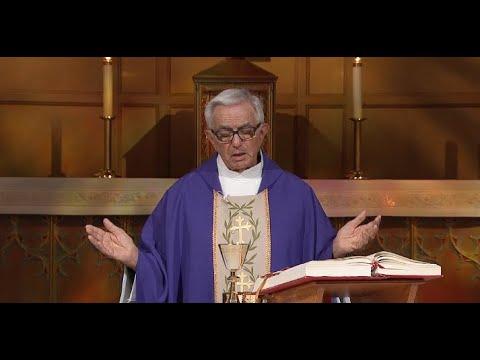 Palm Sunday Catholic Mass Today | Daily TV Mass, April 5 2020