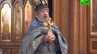 В Санкт-Петербурге в день успения пресвятой Бог
