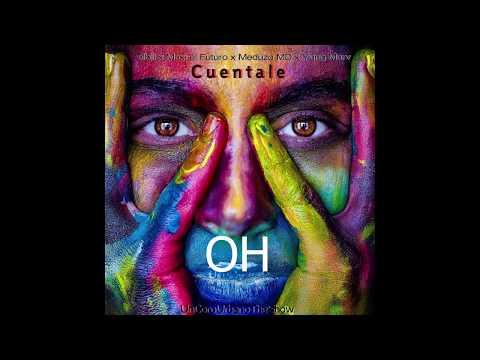 CUENTALE - Elbiii Feat Maxi El Futuro, Meduzo MD & Yung Marv (Official Lyrics)