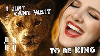 The Lion King  I Just Can't Wait To Be King  Rock cover by Halocene
