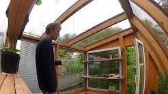Interior Design for Greenhouses