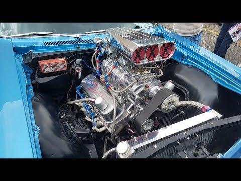Sloan Museum Car Show!