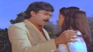 Swayam Krushi Movie || Hello Hello Darling Video Song || Chiranjeevi, Vijayashanti