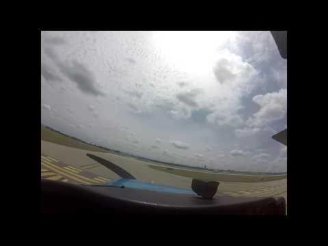 C172: Dual received flight training (Stalls, slowflight, and pattern work) ATC audio