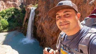 Havasupai Falls, Arizona - How To Hike There! | 4K | PT. 1 of 3