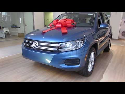 2017 Volkswagen Tiguan Limited Walk Around with Jeff