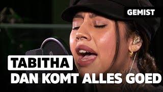 Tabitha - Dan Komt Alles Goed | Live bij Weekend Wietze