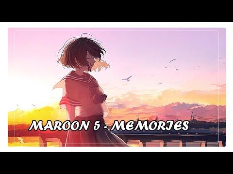 Nightcore - Memories [Maroon 5 [Lyric]