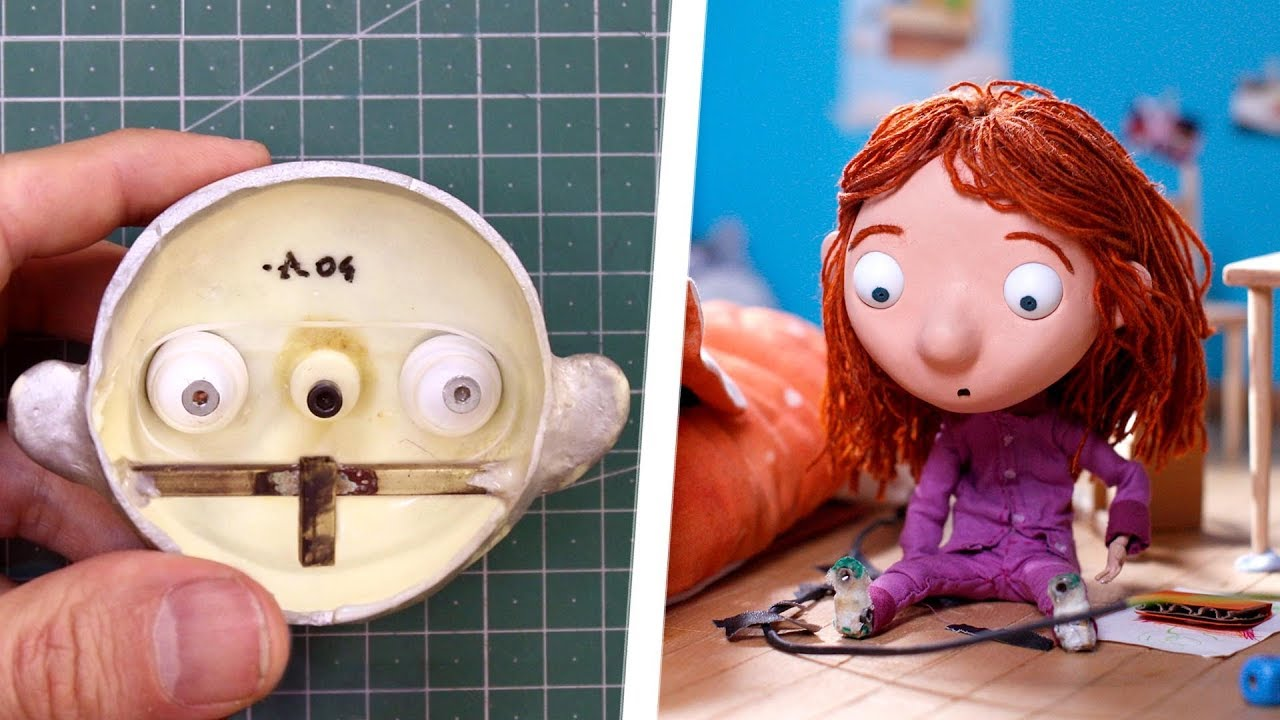 Download How to make a StopMotion Puppet, Matilda's secrets