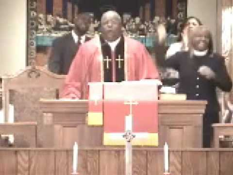 Elder Lester Powell Jr., Pastor of Greater Mt. ZIo...