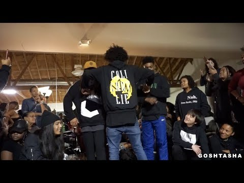Les Twins SF | ft. Criminalz Crew
