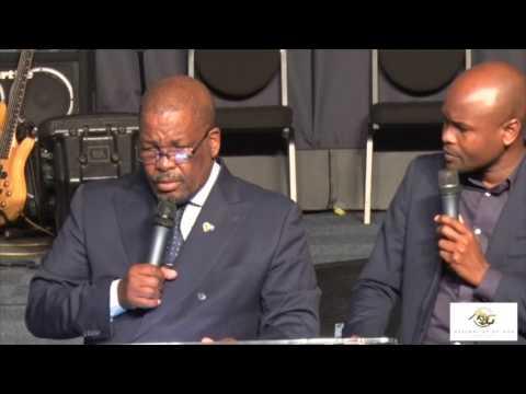 Dr SD Gumbi full sermon