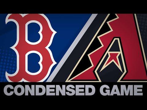 Condensed Game: BOS@ARI - 4/5/19