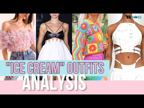 BLACKPINK Ice Cream Outfits Analysis - Fans Can Actually Afford Many Items