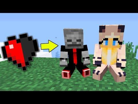 1 Tag ÜBERLEBEN mit einem HALBEN HERZ?! | Minecraft  [Deutsch/HD]