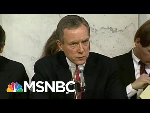 Republicans Mislead On FBI Role To Avoid Brett Kavanaugh Investigation | Rachel Maddow | MSNBC