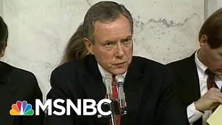 Republicans Mislead On FBI Role To Avoid Brett Kavanaugh Investigation | Rachel Maddow | MSNBC