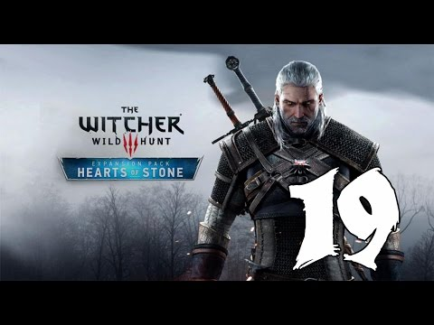 The Witcher 3: Hearts of Stone - Gameplay Walkthrough Part 19: The Painted World