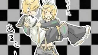 【PV】ワールドイズマイン【レンver歌詞】Kagamine Len - World is Mine [Another Side] thumbnail