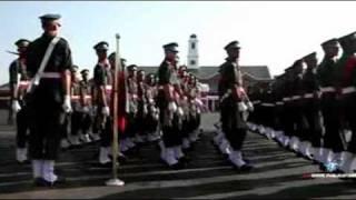 BHARAT MATA TERI  KASAM - Indian Military Academy ( IMA ) Song