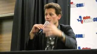 Ioan Gruffudd Q&A Interview Part 3 - Dallas Comic Con 2013 - Castle and Hornblower