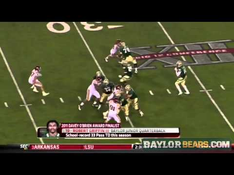Baylor Football: RG3 Named Davey O