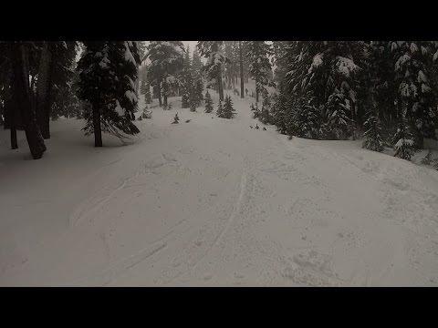 Mt Bachelor Powder 1/11/14  - full
