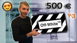 ÉNORME COLIS MYSTÈRE DE 500€ *HYPE* | SOStyle