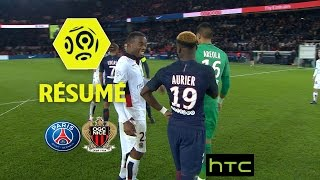 Paris Saint-Germain - OGC Nice (2-2)  - Résumé - (PARIS - OGCN) / 2016-17