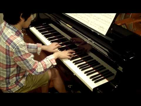 I LOVE YOU/尾崎豊  ピアノ演奏