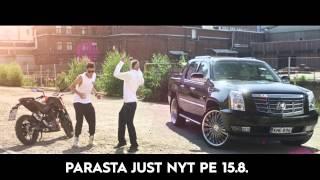 Robin - Parasta just nyt feat. Nikke Ankara - 15.8. (teaser 1)