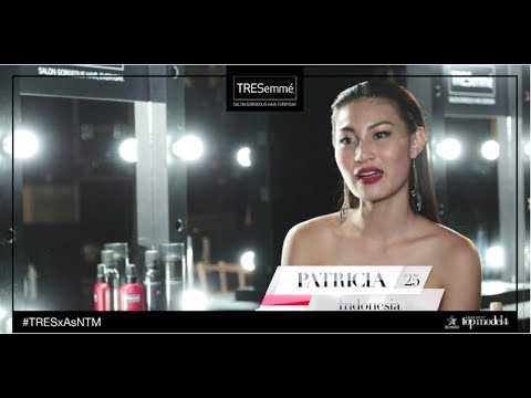 Interview with Runner-Up Patricia | TRESxAsNTM