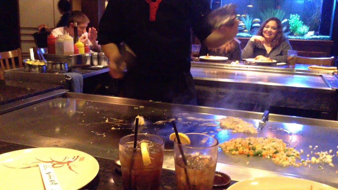 Shogun japanese restaurant youtube - Shogun japanese cuisine ...