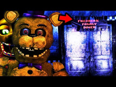 SNEAKING INTO THE FAZBUNKER.. FREDBEAR ATTACKS! | Five Nights at Freddys Project (New Update) thumbnail