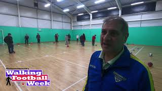 Walking Football Week - Disability Sessions