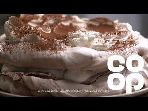 Co-op Food | Tiramisu Pavlova