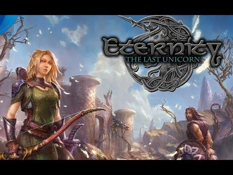 10 MINUTES GAMEPLAY OF ETERNITY THE LAST UNICORN PC GAME |