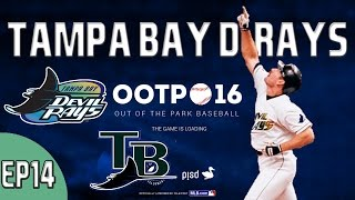 Out of the Park Baseball (OOTP) 16: 1998 Tampa Bay Devil Rays - 2002 ALDS [EP14]