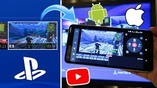 How to EDIT PS4 Videos on your PHONE! (UPLOAD TO YOUTUBE) (WORKS WITH ANDROID AND iOS) (EASY)