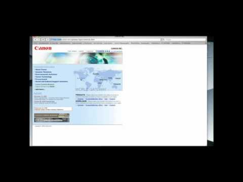 cara instal printer tanpa driver - YouTube