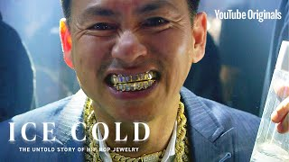 ICE COLD: The World of Hip Hop Jewelry