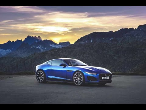 THE NEW 2021 JAGUAR F-TYPE REVEALED