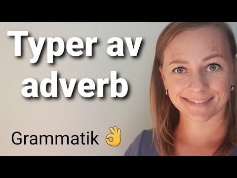 Grammatik - Adverb
