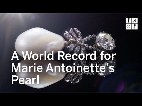 How Marie-Antoinette's Jewels Soared at 'Once in a Lifetime' Sale