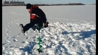 Funniest ice fishing fails 2019 - try to watch without laughing