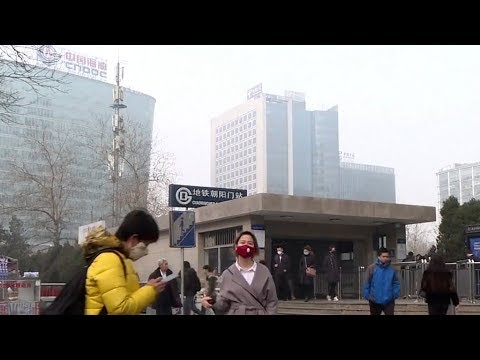 The Heat: China's war on pollution Pt 1