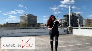 Sir Duke (Stevie Wonder) Violin & Vocal Cover | Celeste Vee