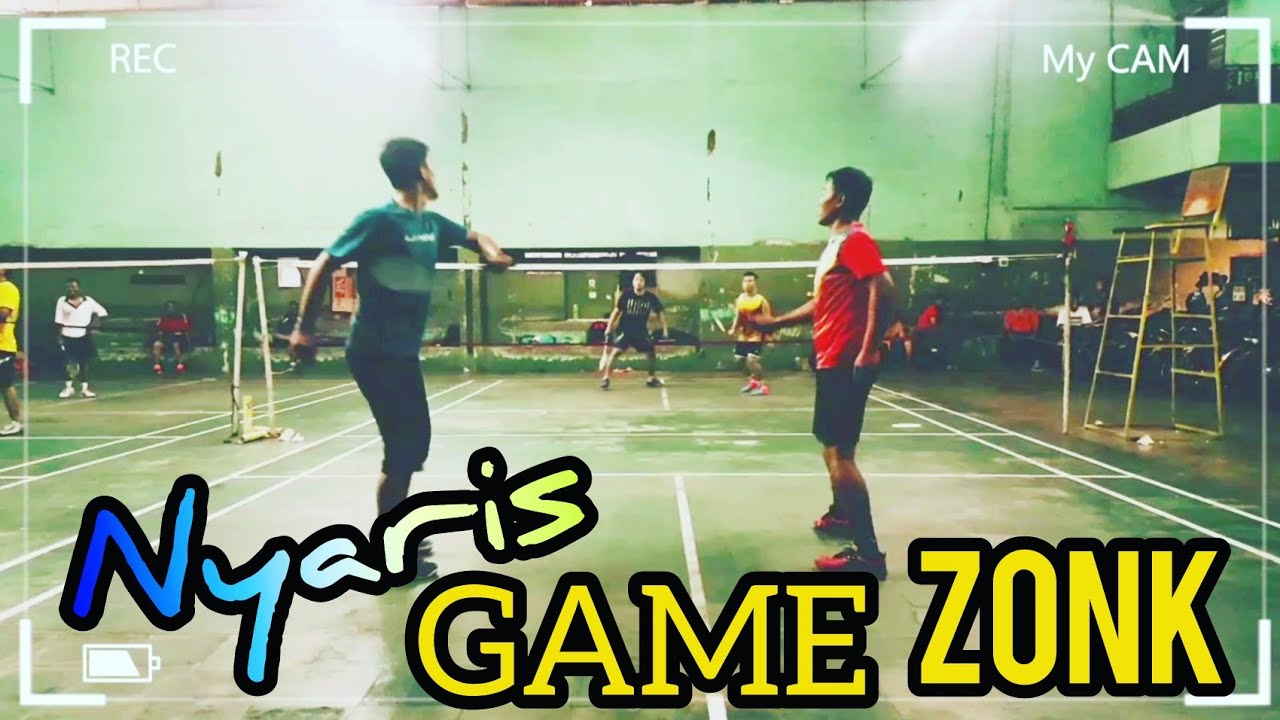 Nyaris Game Kosong Lagi - SOGATEN Badminton Club Solo